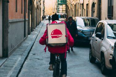 軽貨物でUberEatsに登録しようとしたら,とりあえず自転車での登録になった件